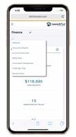 Finance_SubMenu_with_KPI